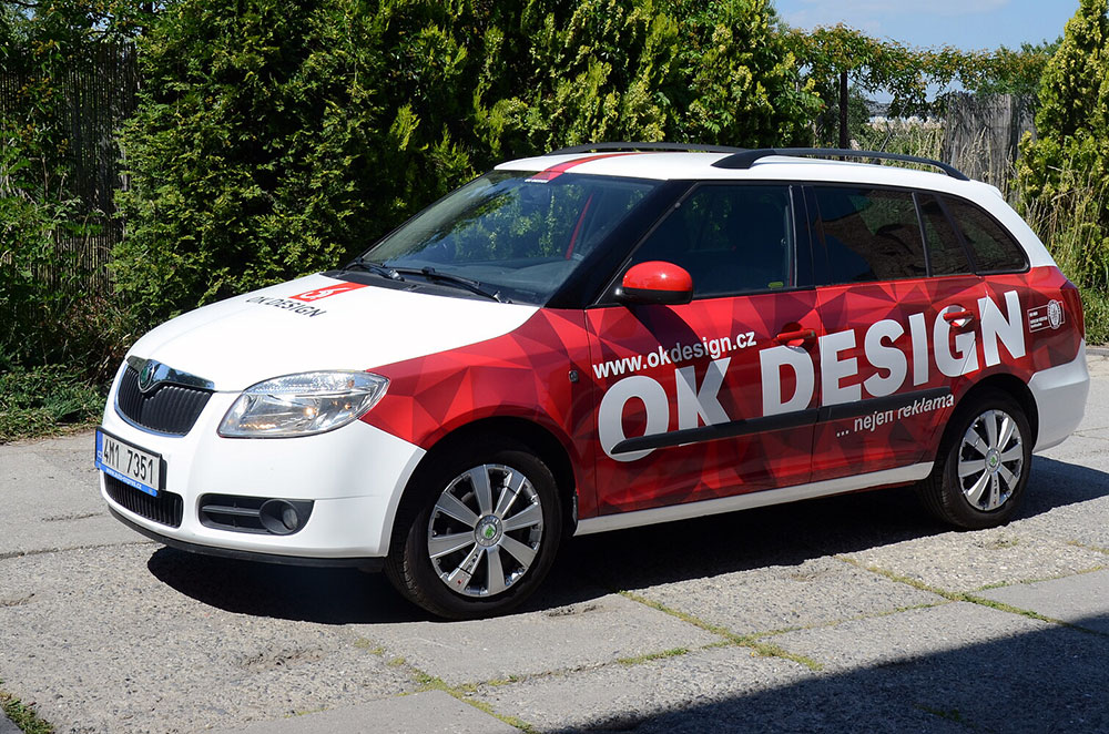 digitální tisk OK Design